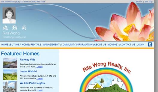 Rita Wong Realty
